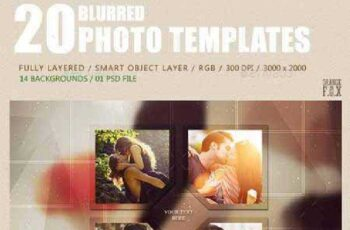20 Blurred Photo Templates 12649082 5