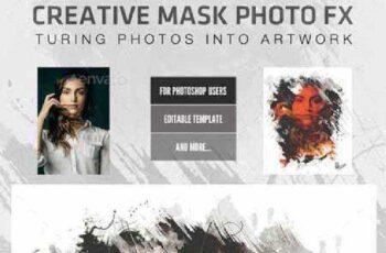 Creative Mask Photo FX 13065757 6