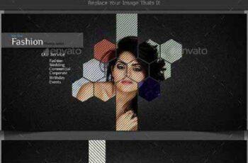 Fashion Photo Frame Template v02 11337961 4