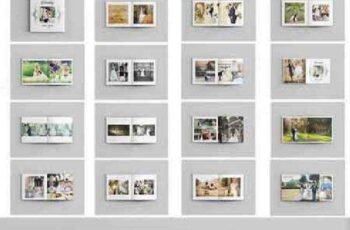 Wedding Photo Album Template-V485 658982 6