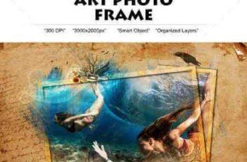 Art Photo Frame 16046019 2