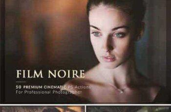 50 Film Noire PS Actions Bundle 769011 4