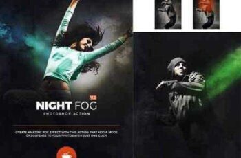 Night Fog V2 Action 16088289 5