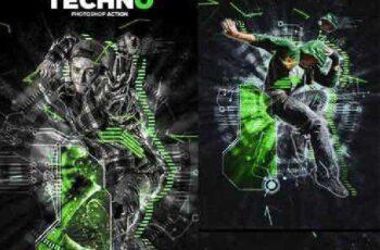 Techno Action 15633265