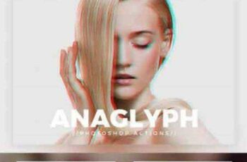 Anaglyph Photoshop Actions V1 718560 3