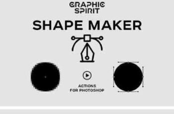 Path & Shape Maker for Photoshop 2