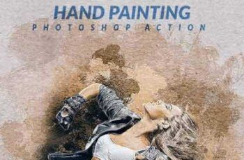Hand Painting Photoshop Action 17128579 4