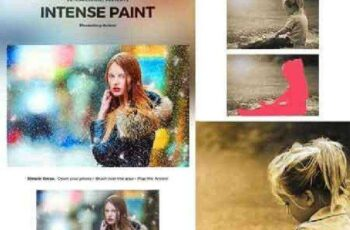 Intense Paint Photoshop Action 17123917 8