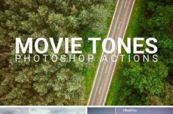 Movie Tones Photoshop Actions 756443 15