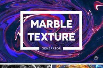 Marble Texture Generator Action 789831 3