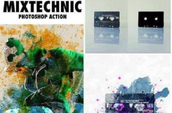 Mixtechnic Photoshop Action 17413902 8