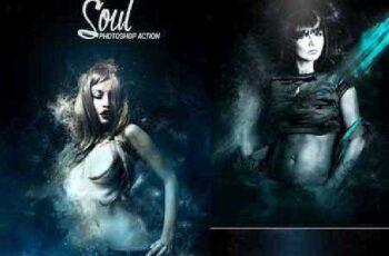 Soul - Photoshop Action 17353464 2