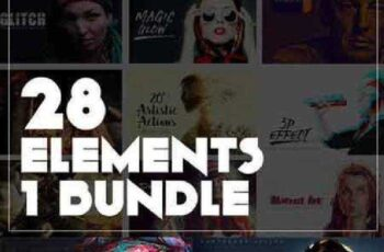 28 Elements 1 Bundle 847900 8