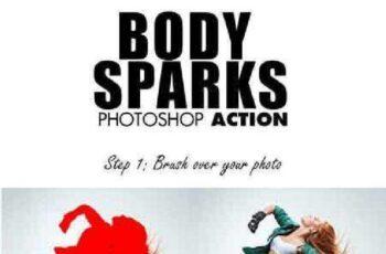 Body Sparks 17476134 5