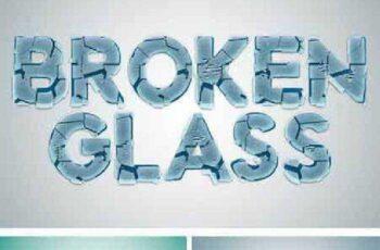 Broken Glass Actions v2.0 866191