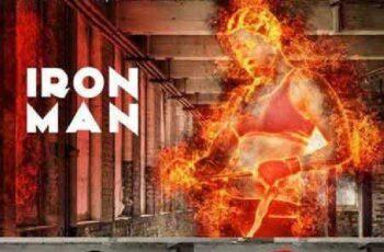 Iron Man Photoshop Action 871447 4