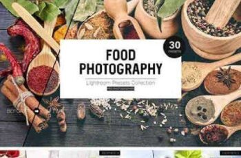 Food Photography Lightroom Presets 860955 6