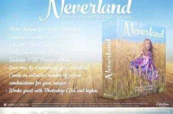 Actions for Photoshop Neverland 878791 4