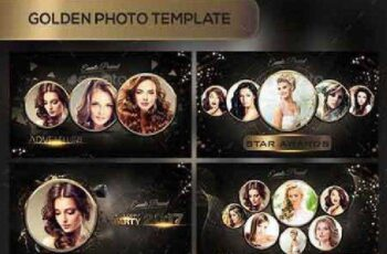 Golden Photo Templates 17432104 4