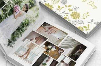 Wedding Photobook Template 14911105 2
