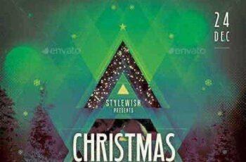 Christmas Vibes Flyer Template 18594700 5