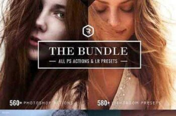 The Bundle - All Actions & Presets 1005830 4