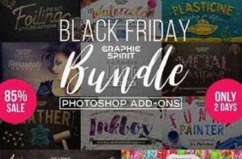 BLACK FRIDAY BUNDLE PHOTOSHOP 1075618 5