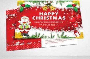 Christmas Postcard 940526 2