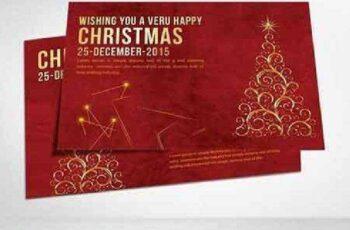 Christmas Postcard 940508 3