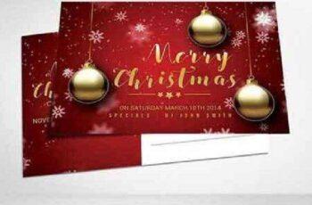Christmas Postcard 942732 15