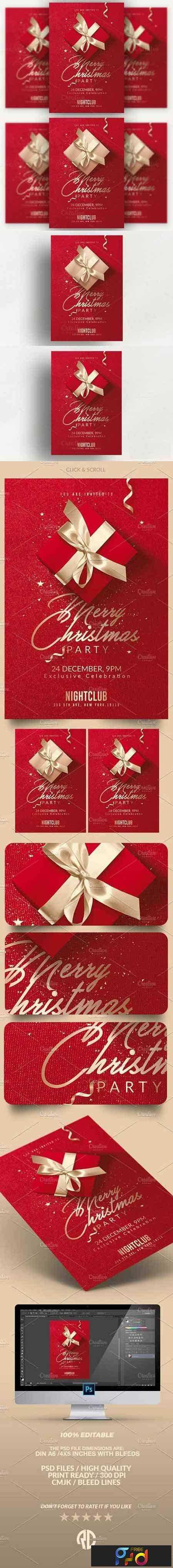 freepsdvn-com_1480554816_red-christmas-invitation-flyer-1049634