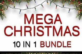 Mega Christmas & NYE Flyer Bundle 981036 3