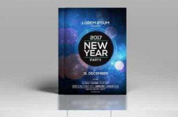 New Year Party Poster 3