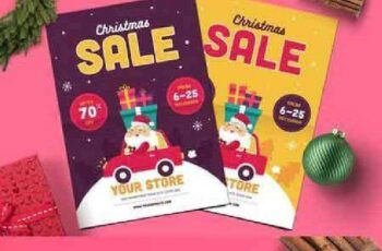 Christmas Sale Flyer 18865308 6