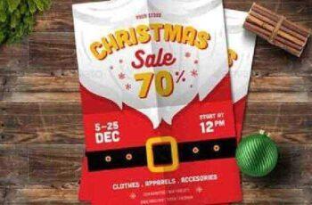 Christmas Sale Flyer 18999428 3