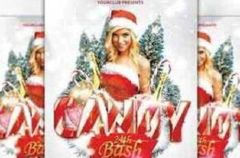 Christmas Party Time Vol 1 Flyer 1098247 3