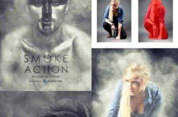 Smoke Photoshop Action 19053471 3