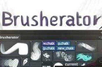 Brusherator for Photoshop CC+! 1098203 7