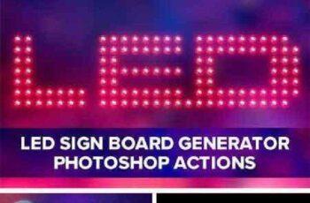 Led Sign Board Generator 1126447 5