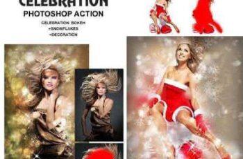 Celebration Photoshop Action 19166857 6