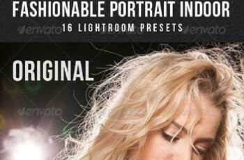 16 Fashionable Portrait Indoor Lightroom Presets 6610918 2
