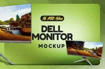 1804036 Dell Monitor pg348q Mock-up 2085673 5