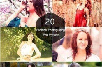 20 Fashion Photography Pro Lightroom Presets 7003540 6