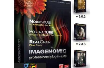Imagenomic Plugin Suite For Adobe Photoshop CC 2