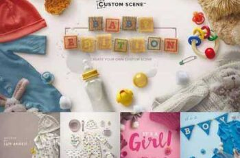 Baby Edition - Custom Scene 490018 5