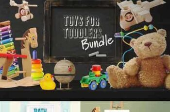ULTIMATE TOYS Bundle & SCENE Creator 791273 5