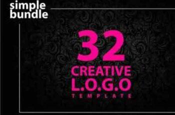 Simple Bundles - 32 Logo Template 1077538 16