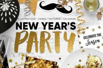 New Year's Party Set 1082080 10