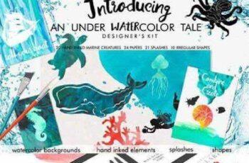 An Under Watercolour Tale 611936 7