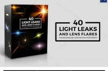40 Light leaks and lens flares 694949 4